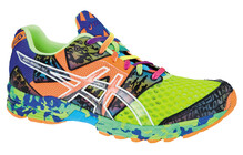 Asics Men's Gel Noosa TRI 8 flash yellow/flash orange/multi